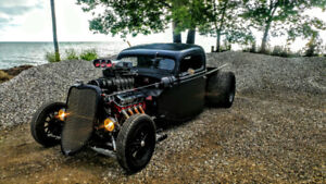 35 FORD PICKUP HOT ROD/RAT ROD