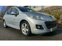 2010 Peugeot 207 1.6 Hdi Sport 92 5 Door Diesel Small Hatchback 1.6