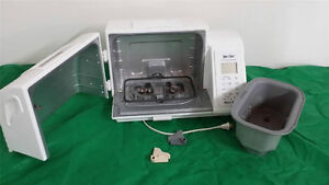 Bakers Choice West Bend Bread Maker