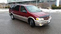 2003 Pontiac Montana 2003 pontiac montana Minivan, Van