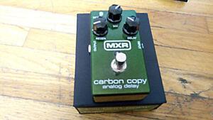 MXR M169 - Carbon Copy Analog Delay BNIB