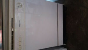 "Moffatt portable dishwasher 24"" x wide x 36"" for only $150 dolla"