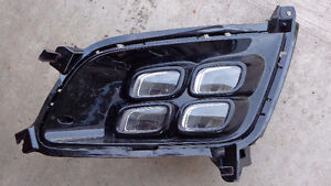 2014 Kia Optima Driver's side LED fog light