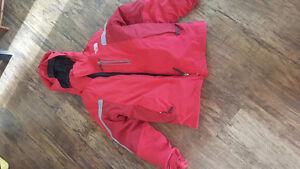 North Face boys XL coat