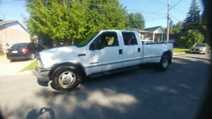Ford f350 dually 2000 7.3l powrrstroke