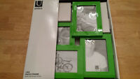 """UMBRA"" Multiple Picture Frame -NEW*-Bright  Spring Green"