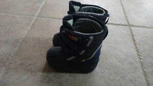 Maple Leaf Winter Boots-Toddler Size 7