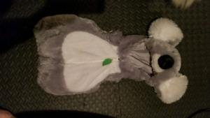 Koala Costume 6-9 months