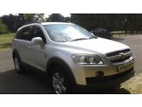 2011 60 CHEVROLET CAPTIVA 2.0 VCDi 150 LT 7 SEATER FSH LEATHER TWO KEYS PX SWAPS