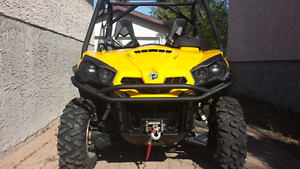 2013 Can-Am Commander 800XT side-by-side