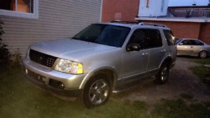 Ford Explorer Limited 2004
