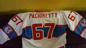Montreal Canadiens  heritage classic jersey Cambridge Kitchener Area image 1
