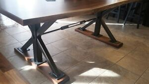 Stunning Live Edge Table, Live Edge Furniture