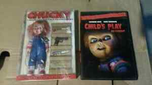 Child's Play collection DVD