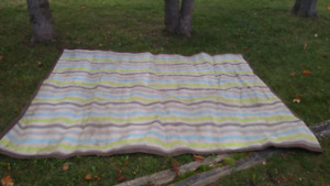 RV Patio mat - used twice