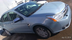 2009 Ford Focus SEL  CLEAN LEATHER SUNROOF AUTO ON SALE $5500