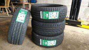 New 22545R18 summer tires, $420 for 4