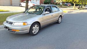 1999 Acura EL Sedan