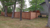Fences and Decks and more.