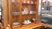 44 pc dish set - Used