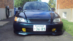 1998 Honda Civic sir b16a