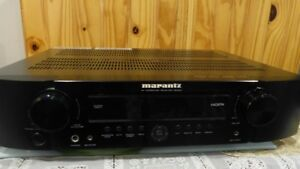 Marantz NR1501 Stereo Surround with  Mission  3 speaker system.