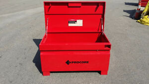 2 x 2 x 4 Procore job box for sale - A Few Available