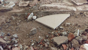 We offer all types of demolition services!