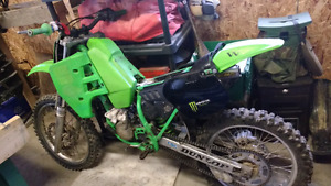 Wanted 1988 89 kx125
