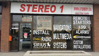 Stereo 1 - Car Audio Installation, Remote Starters, Alarms, etc