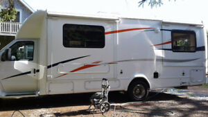 (WARRANTY) 2012 Lexington 265DS Forest River motorhome
