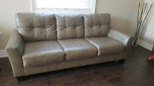 2 sofas purchased at Ashley furniture