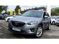 2013 Mazda CX-5 2.2d Sport Nav 5dr with Sat Na Manual Diesel Estate