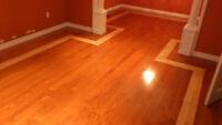 hardwood and laminate flooring installation