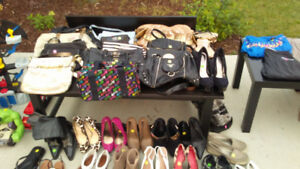 High end womans garage sale saturday and sunday!!!!