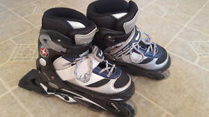 Kids Rollerblades adjustable size 10-13