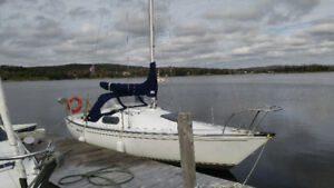 Great sailboat to learn on!