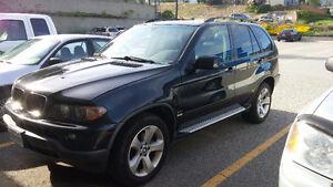 2006 BMW X5 SUV, Crossover