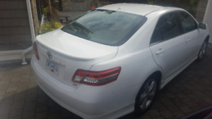 2010 Toyota Camry SE 6 speed manual