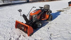 Accessories and Attachments for your Lawn and Garden Tractor