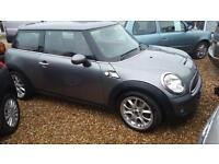 2007 STUNNING Mini 1.6 ( 175bhp ) Cooper S WITH FULL RED LEATHER FSH WARRANTY