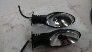 2007 Victory Hammer - Rear signal lights without  lens - pair