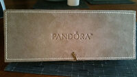 Real suede pandoras box