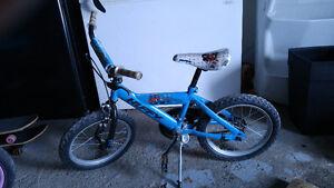 Bicyclette garçon