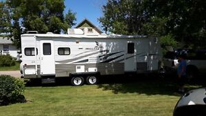 Travel Trailer Mallard 25 rls