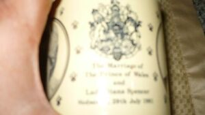 "LOVELY ""PRINCE CHARLES OF WALES & LADY DIANA SPENCER"" MUG Kitchener / Waterloo Kitchener Area image 6"