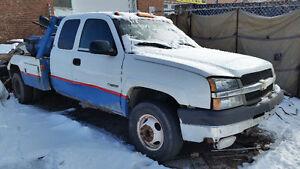 2003 Chevrolet Silverado 3500 Tow truck wrecker Other