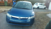 2007 Honda Civic dx Sedan