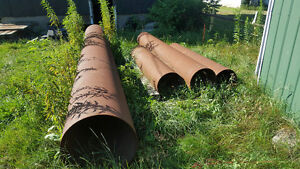 Steel Pipe / Culvert
