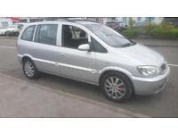 Vauxhall/Opel Zafira 2.0DTi 16v Elegance